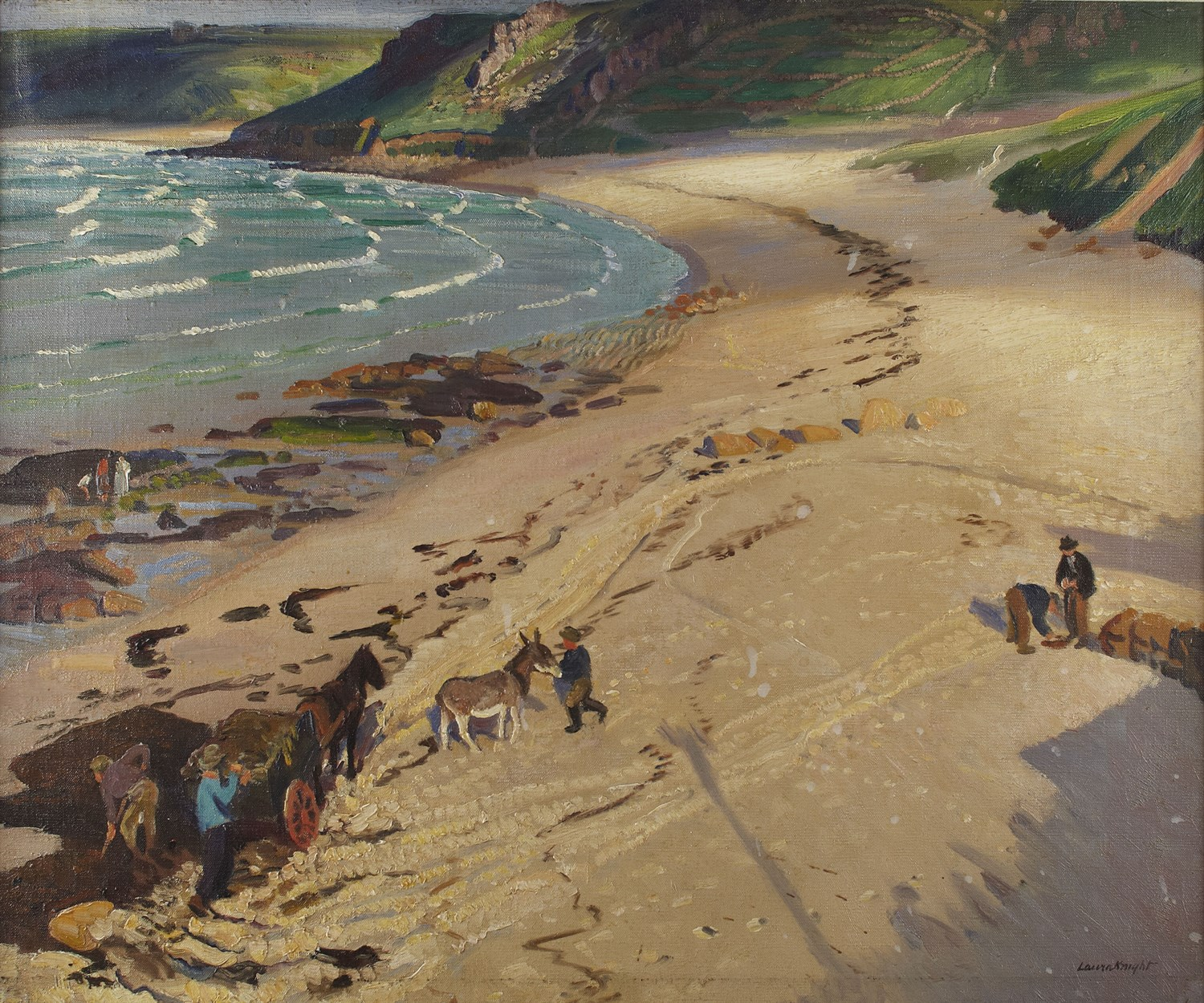 133 - DAME LAURA KNIGHT R.A., R.W.S (BRITISH 1877-1970)