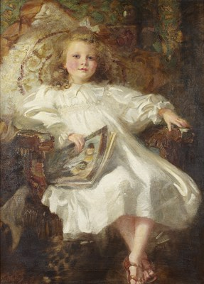 Lot 124 - FRANK O SALISBURY (BRITISH 1874-1962)