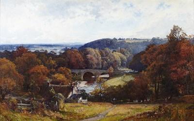Lot 37 - GEORGE WHITTON JOHNSTONE R.S.A., R.S.W (SCOTTISH 1849-1901)