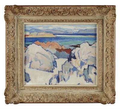 Lot 96 - SAMUEL JOHN PEPLOE R.S.A (SCOTTISH 1871-1935)