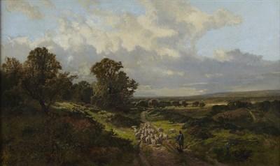 Lot 119 - JAMES PEEL R.B.A (BRITISH 1811-1906)