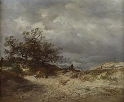 Lot 125 - ANTON BURGER (GERMAN 1824-1906)