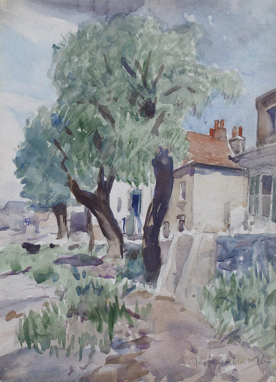 Lot 92 - JOHN MACLAUCHLAN MILNE R.S.A (SCOTTISH 1886-1957)