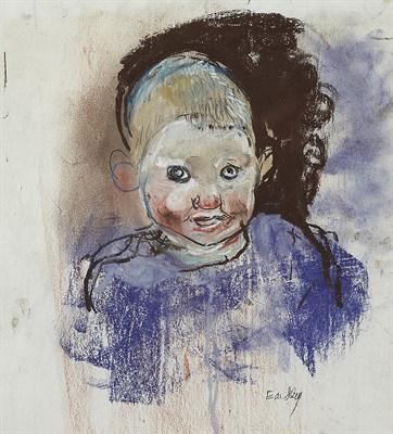 Lot 83 - JOAN EARDLEY R.S.A (SCOTTISH 1921-1963)