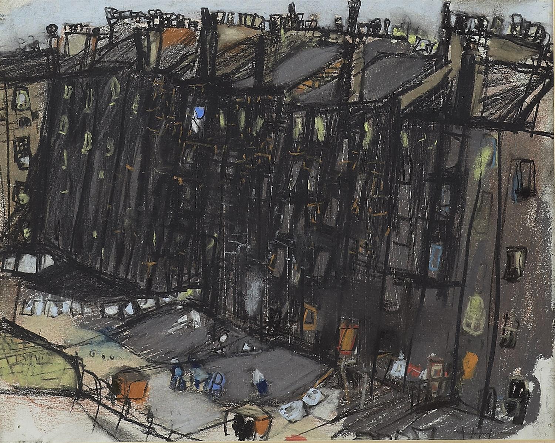 Lot 85 - JOAN EARDLEY R.S.A (SCOTTISH 1921-1963)