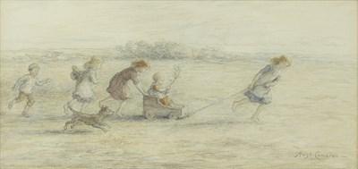 Lot 56 - HUGH CAMERON R.S.A., R.S.W., R.O.I (SCOTTISH 1835-1918)