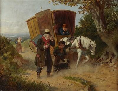 Lot 115 - EDWARD CHARLES BARNES (BRITISH 1830-1882)