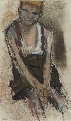 Lot 90 - JOAN EARDLEY R.S.A (SCOTTISH 1921-1963)