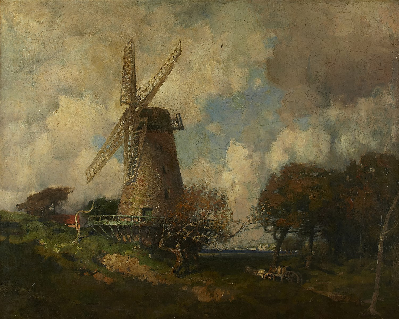 Lot 59 - JAMES PATERSON R.S.A., R.S.W., R.W.S. (SCOTTISH 1854-1932)