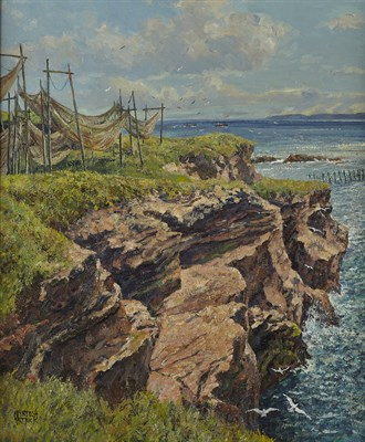 Lot 76 - JAMES MCINTOSH PATRICK R.S.A., R.O.I., A.R.E., L.L.D (SCOTTISH 1907-1998)
