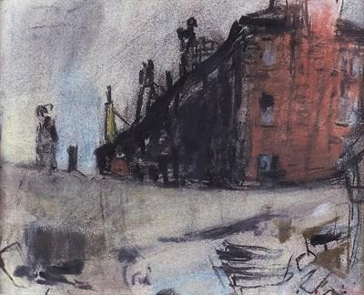 Lot 174 - JOAN EARDLEY (SCOTTISH 1921-1963)