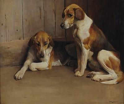 Lot 63 - SAM FULTON (SCOTTISH 1855-1941)