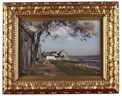 Lot 9 - WILLIAM WELLS (SCOTTISH 1872-1923)