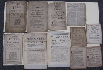 Lot 37 - Collection of Scottish pamphlets - A Well-wisher to his Country [Anonymous]
