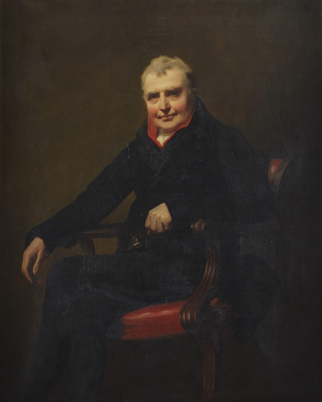 Lot 61 - SIR HENRY RAEBURN R.A. (SCOTTISH 1756-1823)