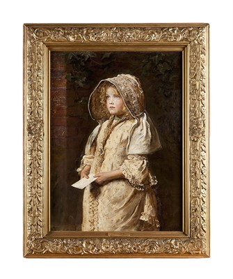 Lot 102-SIR JOHN EVERETT MILLAIS P.R.A. (BRITISH 1829-1896)