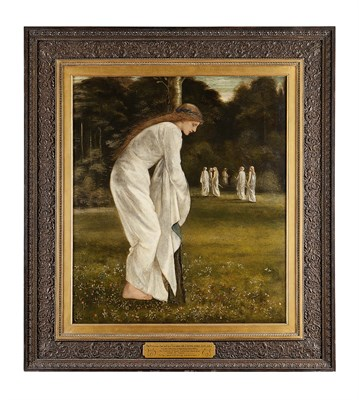Lot 65-SIR EDWARD COLEY BURNE-JONES B.T., A.R.A. (BRITISH 1833-1898)
