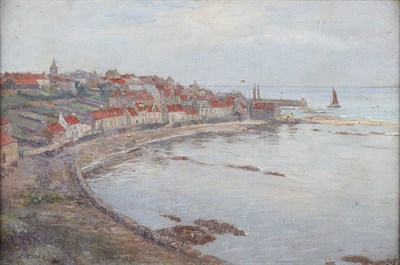 Lot 11 - JOHN MCGHIE (SCOTTISH 1867-1952)