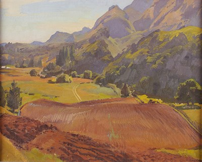 Lot 159 - CEDRIC SAVAGE (NEW ZEALAND 1901-1969)