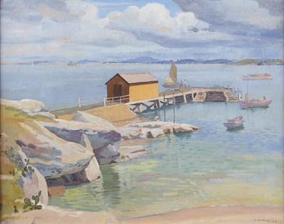 Lot 156 - CEDRIC SAVAGE (NEW ZEALAND 1901-1969)