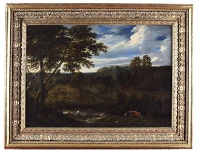 Lot 43 - JAN BAPTISTE HUYSMANS (FLEMISH 1654-1716)