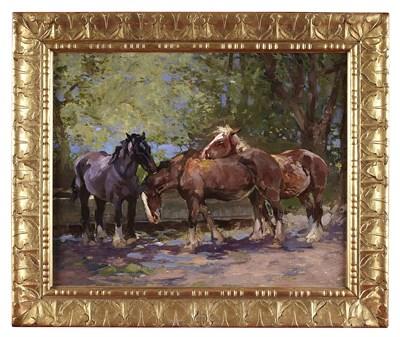Lot 97 - WILLIAM BRADLEY LAMOND R.B.A. (SCOTTISH 1857-1924)