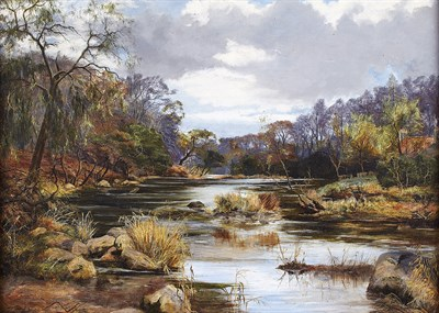 Lot 6 - JAMES FAED JR (SCOTTISH 1856-1920)