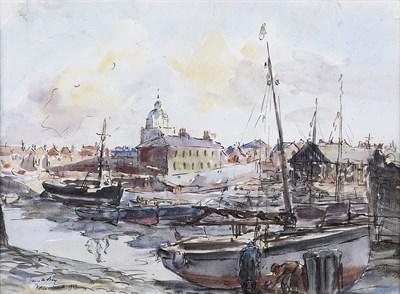 Lot 8 - JAMES MCBEY (SCOTTISH 1883-1959)