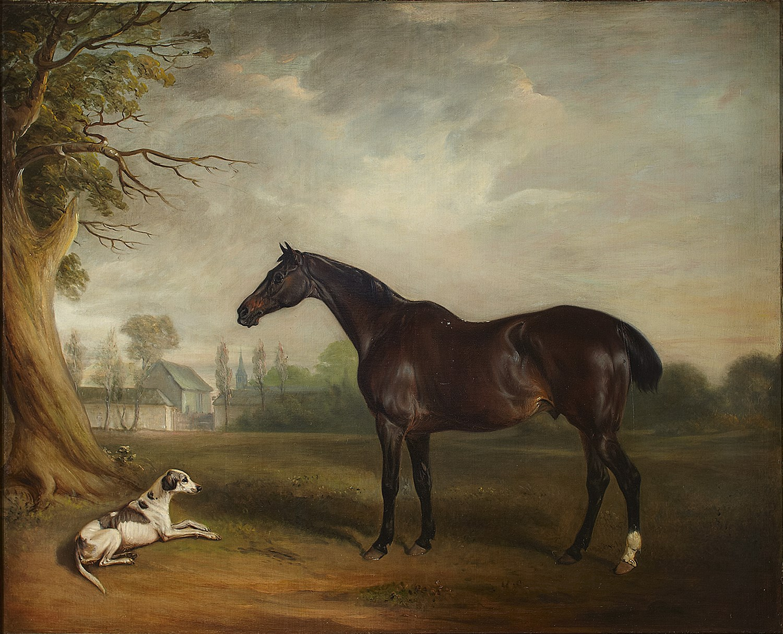 Lot 57 - JOHN FERNELEY SENIOR (BRITISH 1782-1860)