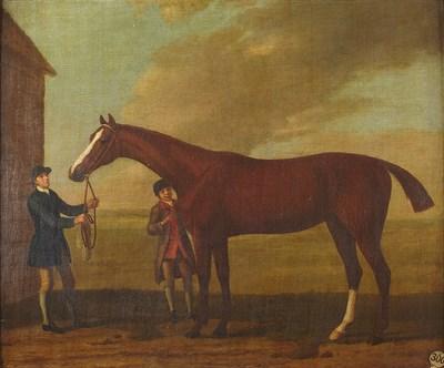 Lot 50 - FRANCIS SARTORIOUS THE ELDER (BRITISH 1734- 1804) (300)
