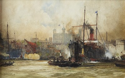 Lot 2 - CHARLES EDWARD DIXON (BRITISH 1872-1934)(42)