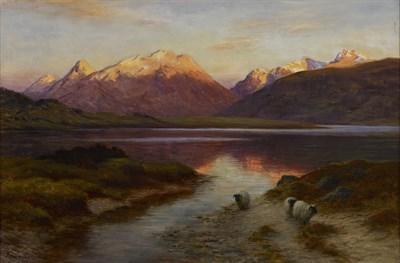 Lot 111 - JOSEPH FARQUHARSON R.A. (SCOTTISH 1846-1935)