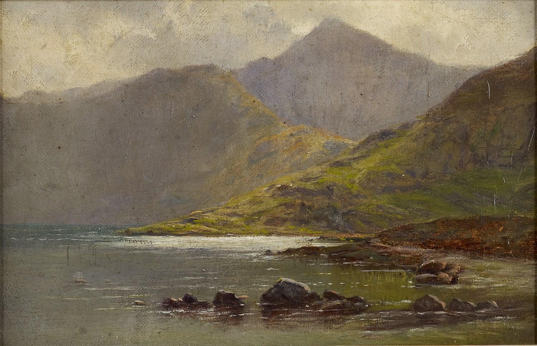 Lot 4 - LOUIS BOSWORTH HURT (BRITISH 1856-1929)