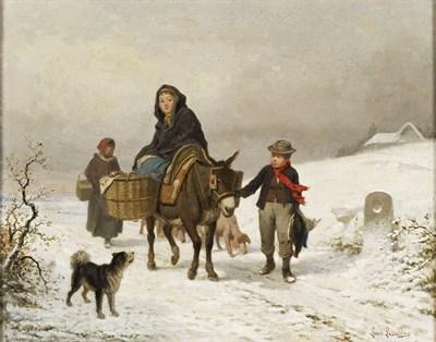 Lot 80 - LOUIS LASSALLE (FRENCH 1810-1870)