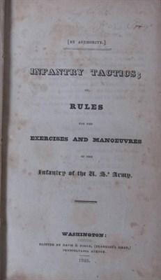 Lot 45 - Infantry Tactics