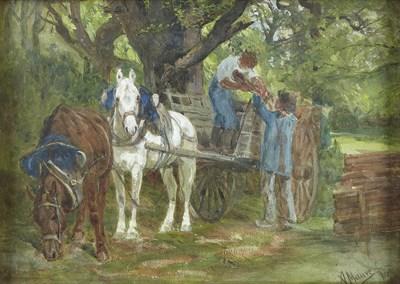 Lot 136 - ANTON MAUVE (DUTCH 1838-1888)