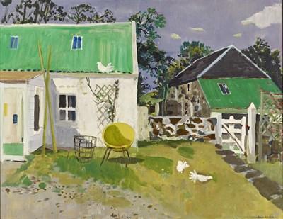 Lot 186 - DAVID MCCLURE R.S.A., R.S.W., R.G.I. (SCOTTISH 1926-1999)
