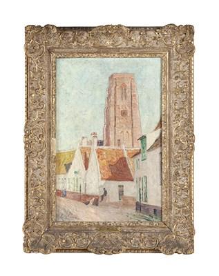 Lot 141 - ÉMILE CLAUS (BELGIAN 1849-1924)