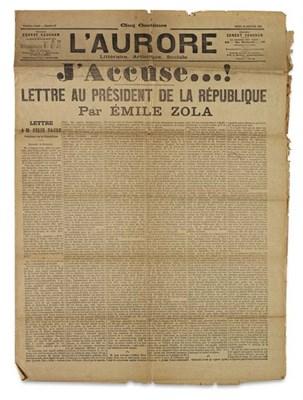 Lot 34 - Zola, Emile