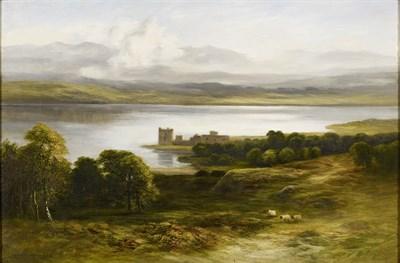 Lot 65 - WILLIAM BEATTIE-BROWN R.S.A. (SCOTTISH 1831-1909)