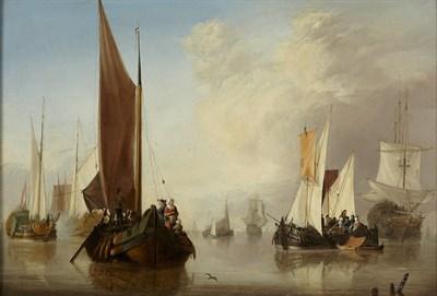 Lot 46 - JAN VAN OS (DUTCH 1744-1808)