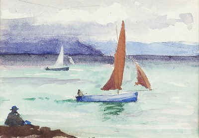 Lot 193 - FRANCIS CAMPBELL BOILEAU CADELL R.S.A., R.S.W. (SCOTTISH 1883-1937)