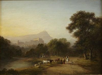 Lot 38 - ALEXANDER NASMYTH (SCOTTISH 1758-1840)
