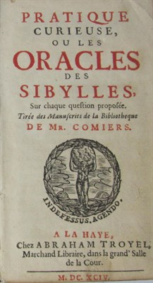 Lot 32 - Oracles & Fortune-Telling - Comiers, Claude