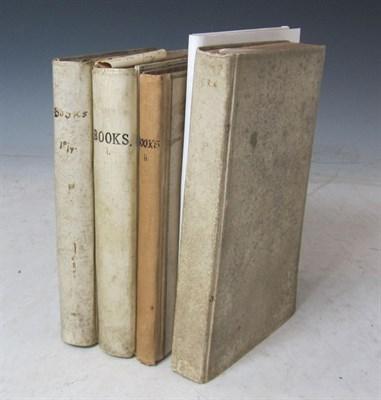 Lot 93 - Library Catalogue - Churton, Edward