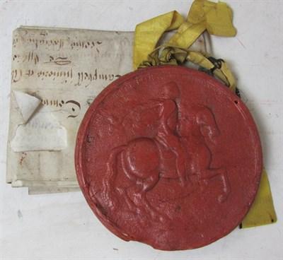 Lot 102 - Vellum Documents - Campbell of Cawdor