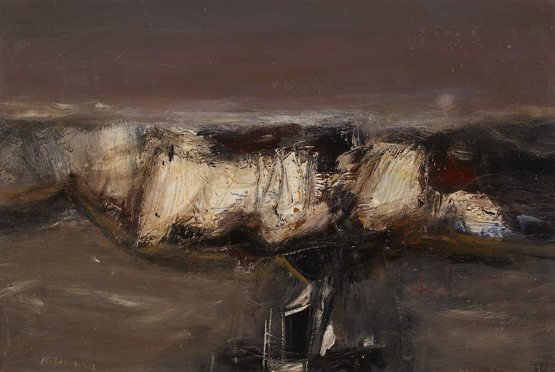Lot 101 - NAEL HANNA (SCOTTISH / IRAQUI B.1959)
