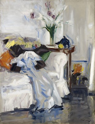 197 - FRANCIS CAMPBELL BOILEAU CADELL R.S.A., R.S.W (SCOTTISH 1883-1937)