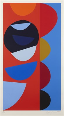 Lot 72 - SIR TERRY FROST R.A (BRITISH 1915-2003)