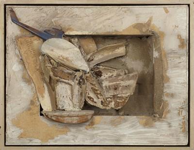 Lot 120 - AINSLIE YULE (SCOTTISH B.1941)